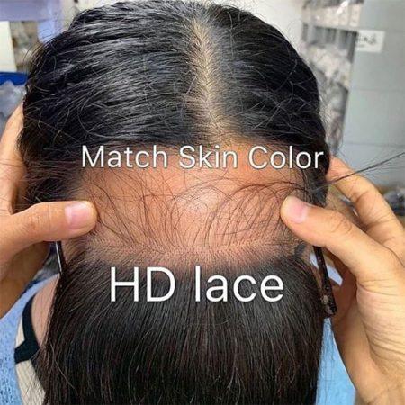 Straight Hair 5x5 Hd Lace Closure