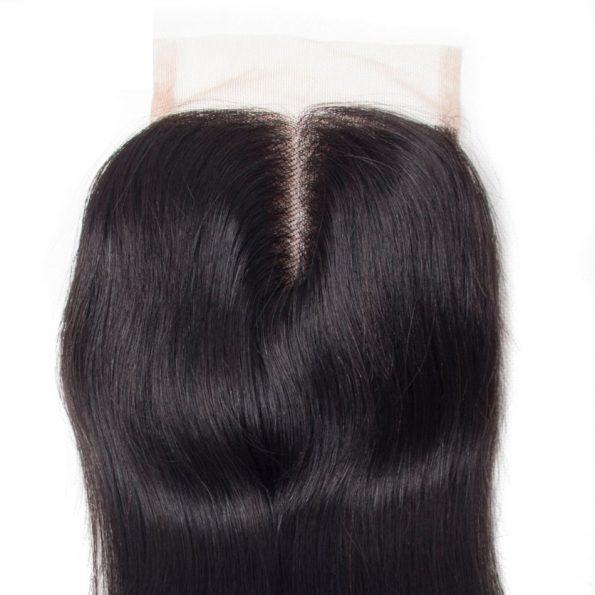 Straight Hair 4×4 Lace Closure