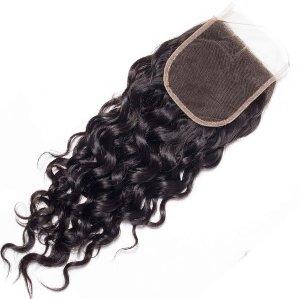 Water Wave 4×4 Lace Closure