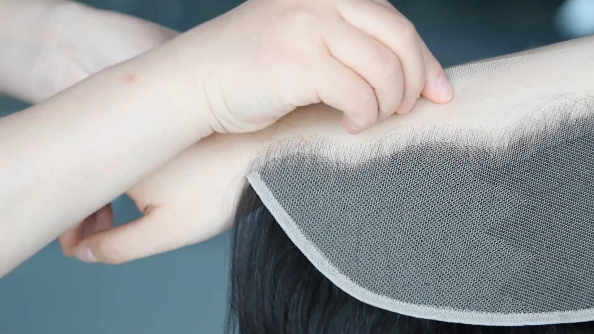 13x4 transparent lace front wigs