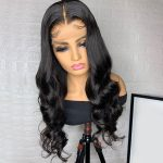 5×5 Body Wave Lace Closure Wig