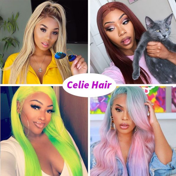 180% Density 613 Brazilian Straight Lace Front Wig (1)