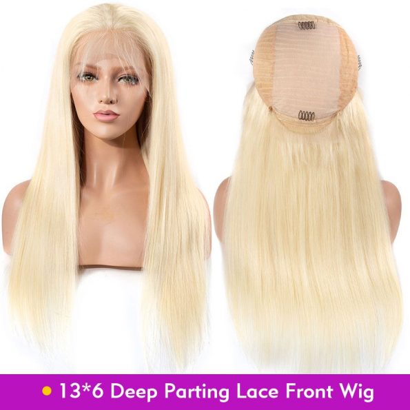 180% Density 613 Brazilian Straight Lace Front Wig (3)