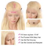 180% Density 613 Brazilian Straight Lace Front Wig (6)