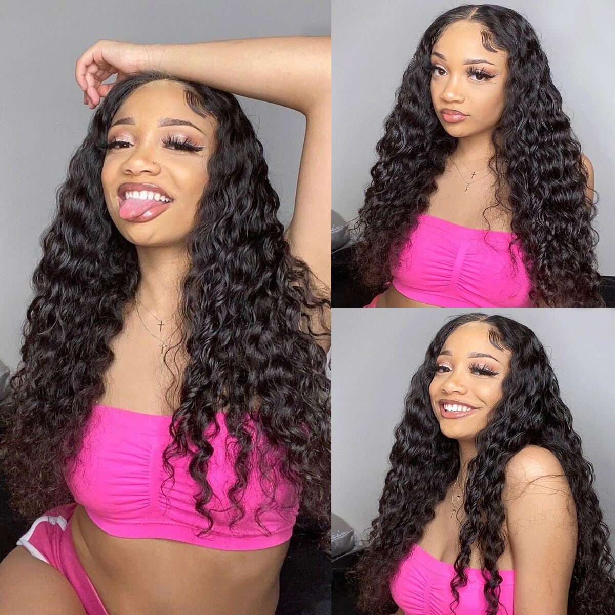 Water Wave 13x4 Lace Front Wig