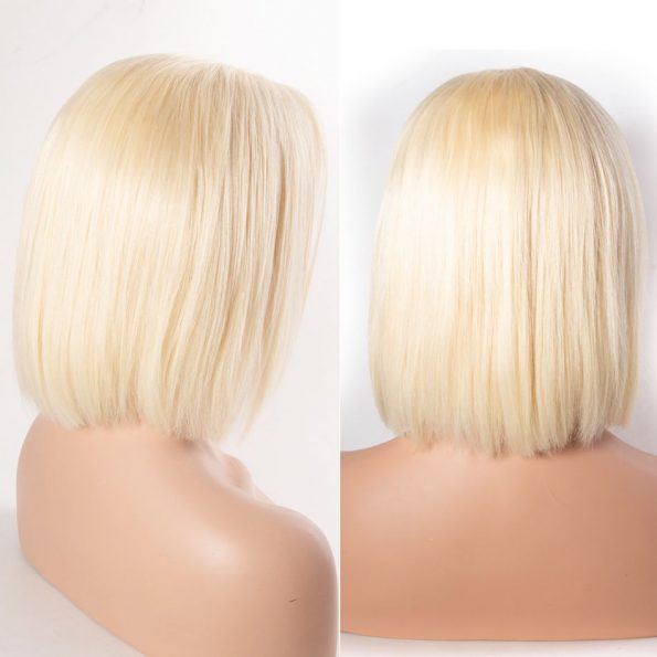 613 Straight Bob 4×4 Lace Front Wig (7)