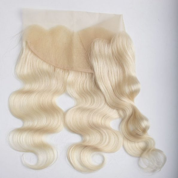 613 Body Wave 3 Bundles With Frontal