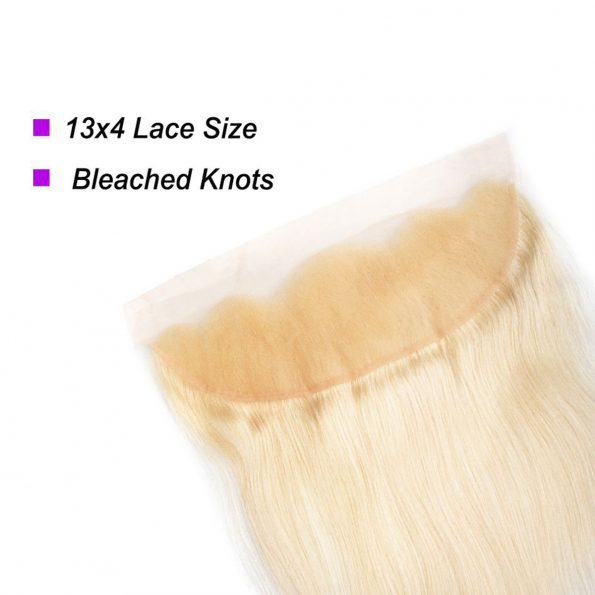 613 Straight 13×4 Lace Frontal