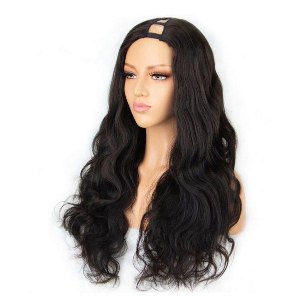 Body Wave U Part Wig (6)
