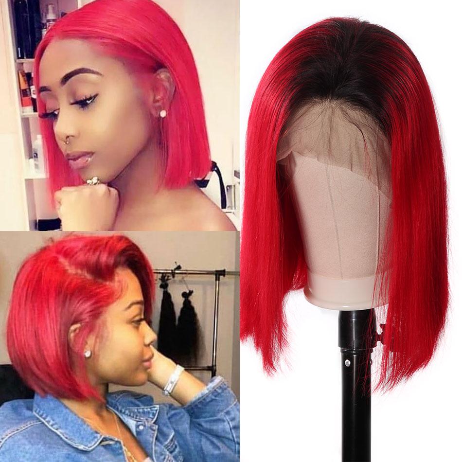 Brazilian Bob Lace Front Wig