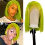 Brazilian Bob Lace Front Wig (1)