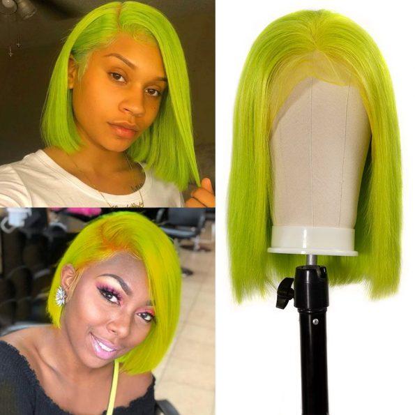 Brazilian Bob Lace Front Wig (4)