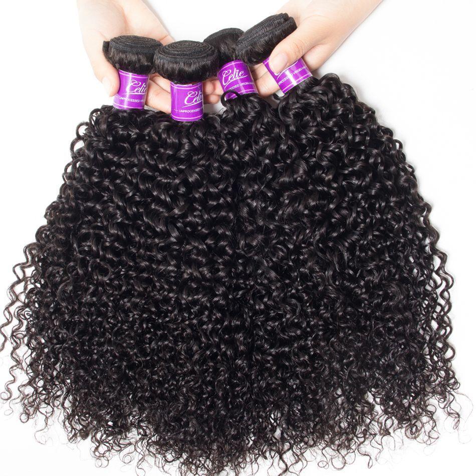 Curly Hair 4 Bundles (2)