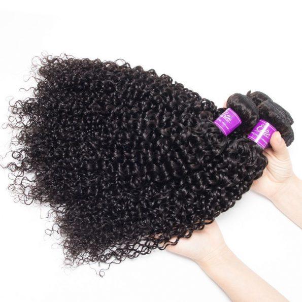 Curly Hair 4 Bundles (6)
