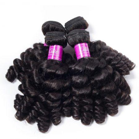 Brazilian Funmi Hair 4 Bundles
