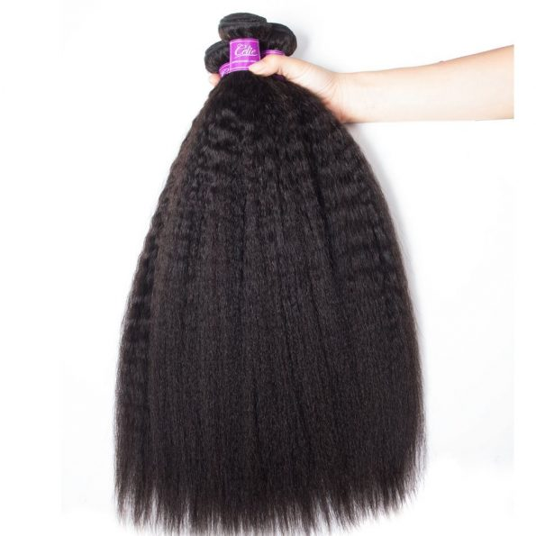 Brazilian Kinky Straight Hair 4 Bundles (1)