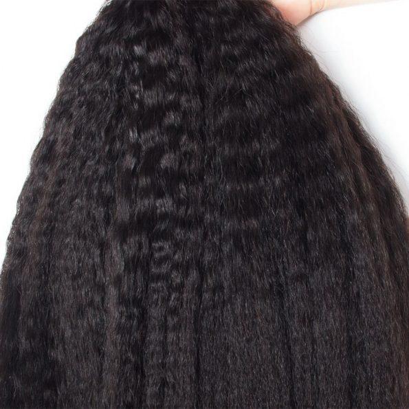 Brazilian Kinky Straight Hair 4 Bundles (7)