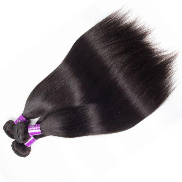 Brazilian Straight Hair 4 Bundles 2
