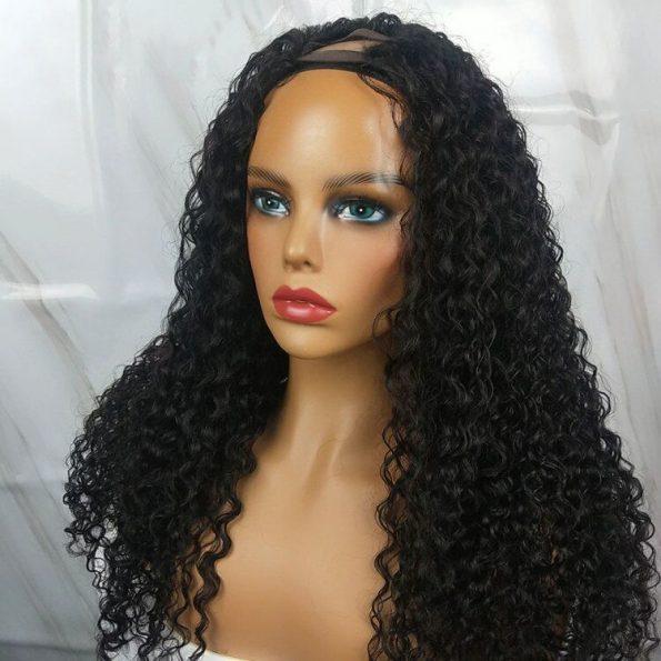 Curly Hair U Part Wig (1)