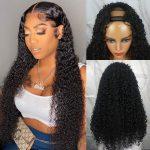 Curly Hair U Part Wig (5)
