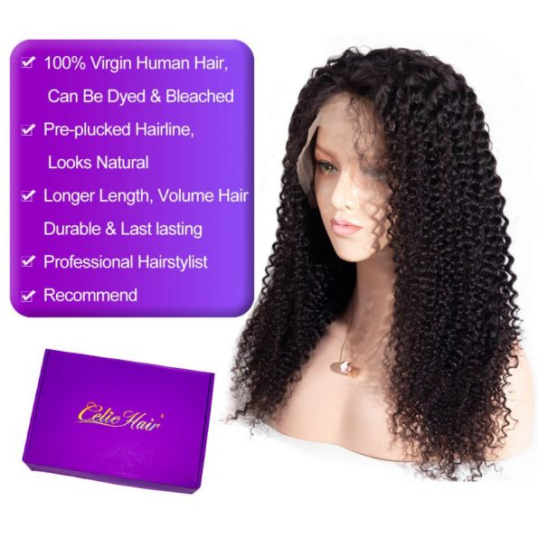 Curly Wave 13×6 Lace Front Wigs (1)