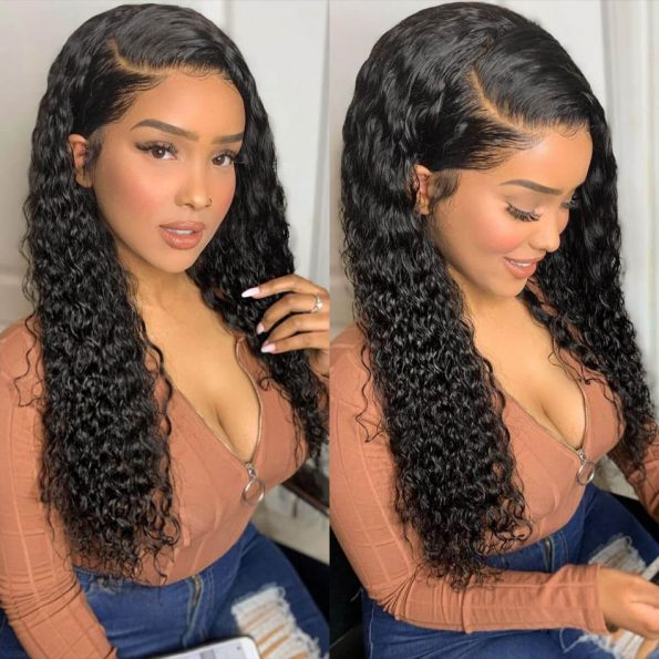 Curly Wave 13×6 Lace Front Wigs (3)