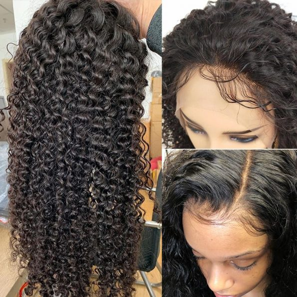 Curly Wave 13×6 Lace Front Wigs (4)
