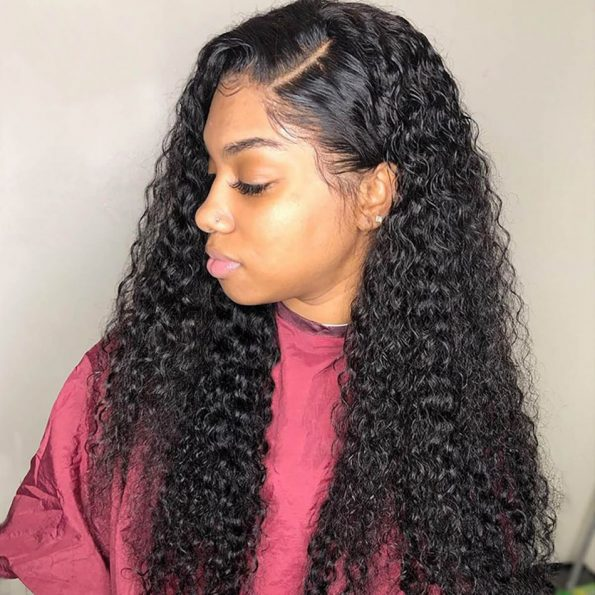 Curly Wave 13×6 Lace Front Wigs (5)
