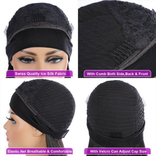 Deep Wave Headband Wig (1)