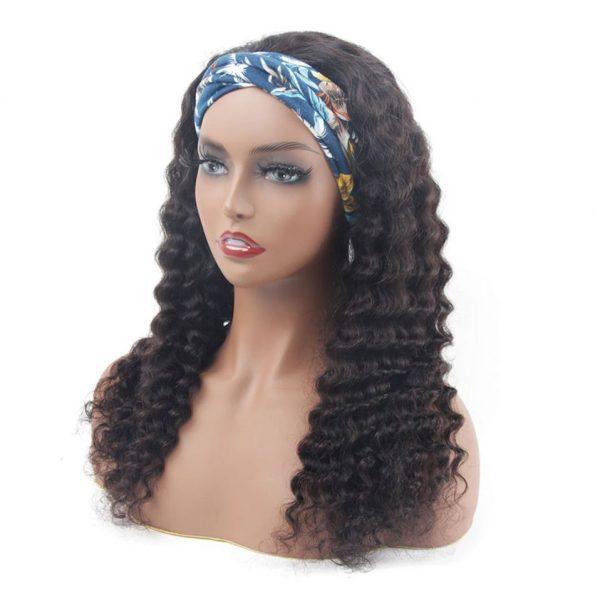 Deep Wave Headband Wig (3)