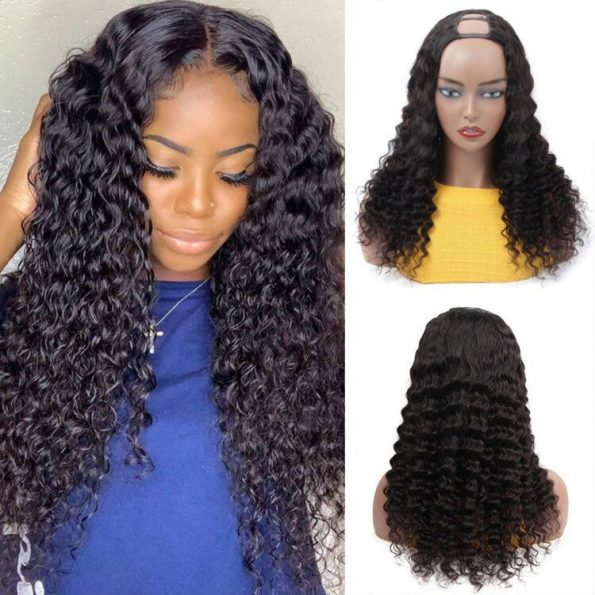 Deep Wave U Part Wig (3)