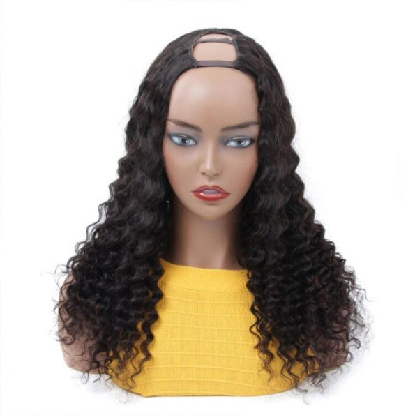 Deep Wave U Part Wig (5)