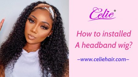 How to Make a Ponytail on Human Hair