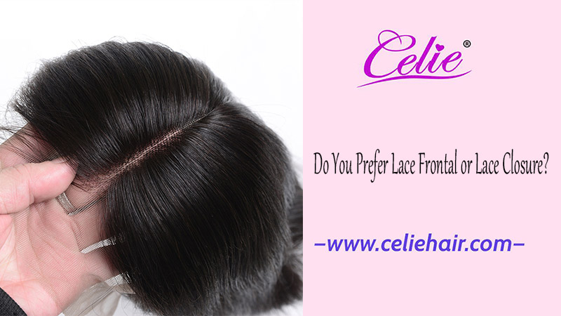 human hair lace frontal