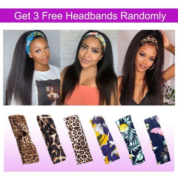 Kinky Straight Headband Wig (3)
