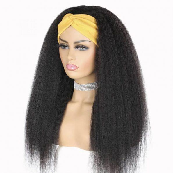 Kinky Straight Headband Wig (5)