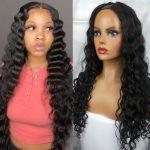 Loose Deep U Part Wig (2)