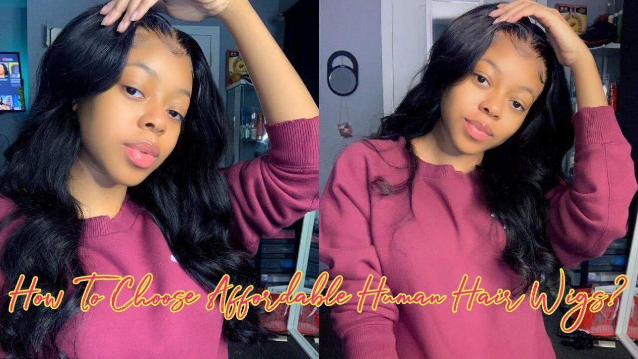 Medium Brown lace wig