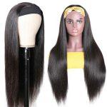 Straight Hair Headband Wig (1)