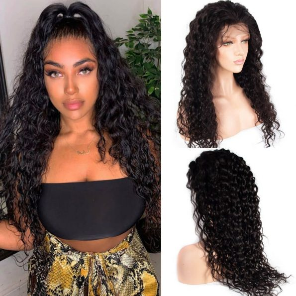 Water Wave Full Lace Wigs (7)