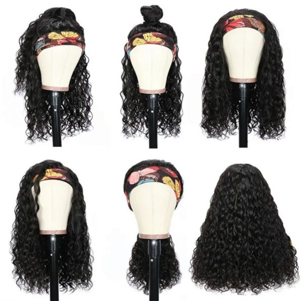 Water Wave Headband Wig (2)