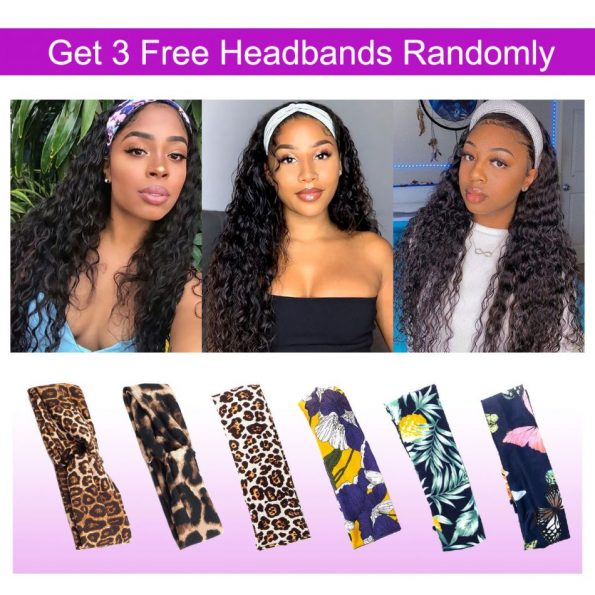 Water Wave Headband Wig (5)