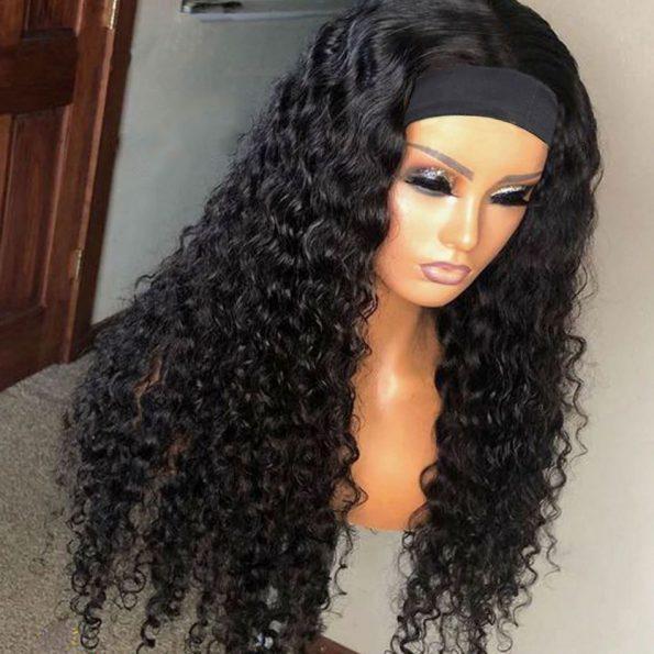 Water Wave Headband Wig (6)