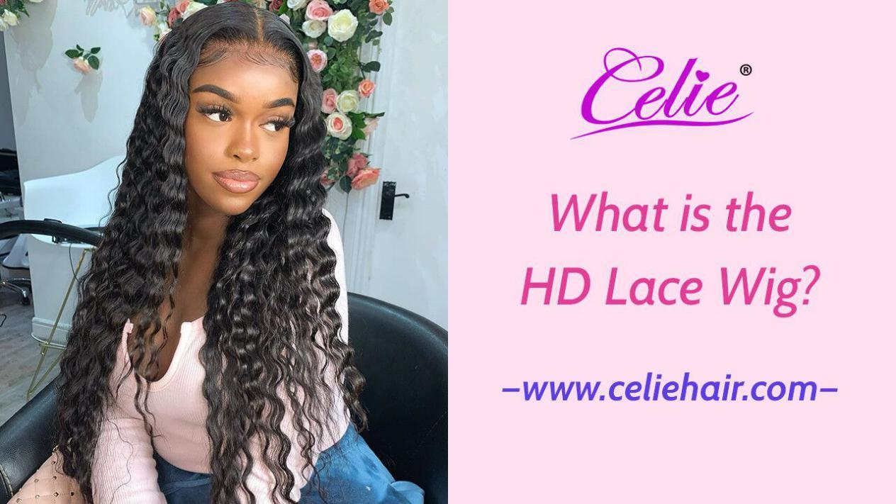 HD lace wig