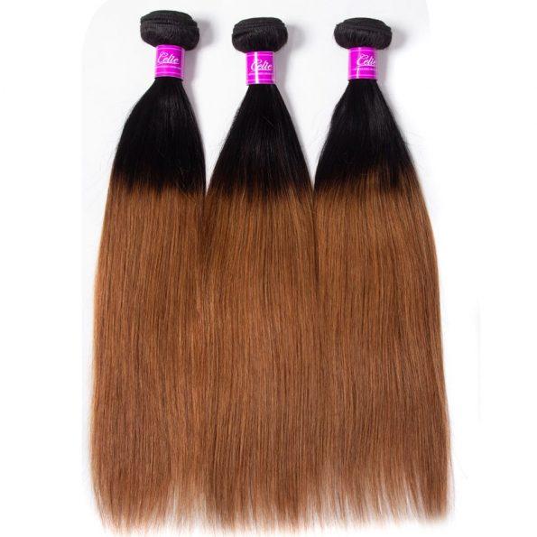celie hair 1b 30 ombre straight hair