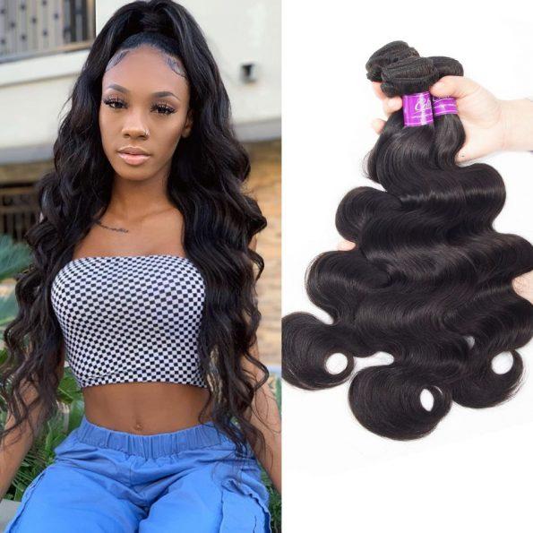 celie hair body wave bundles 1