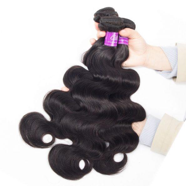 celie hair body wave bundles 2