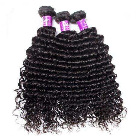 celie hair deep wave bundles