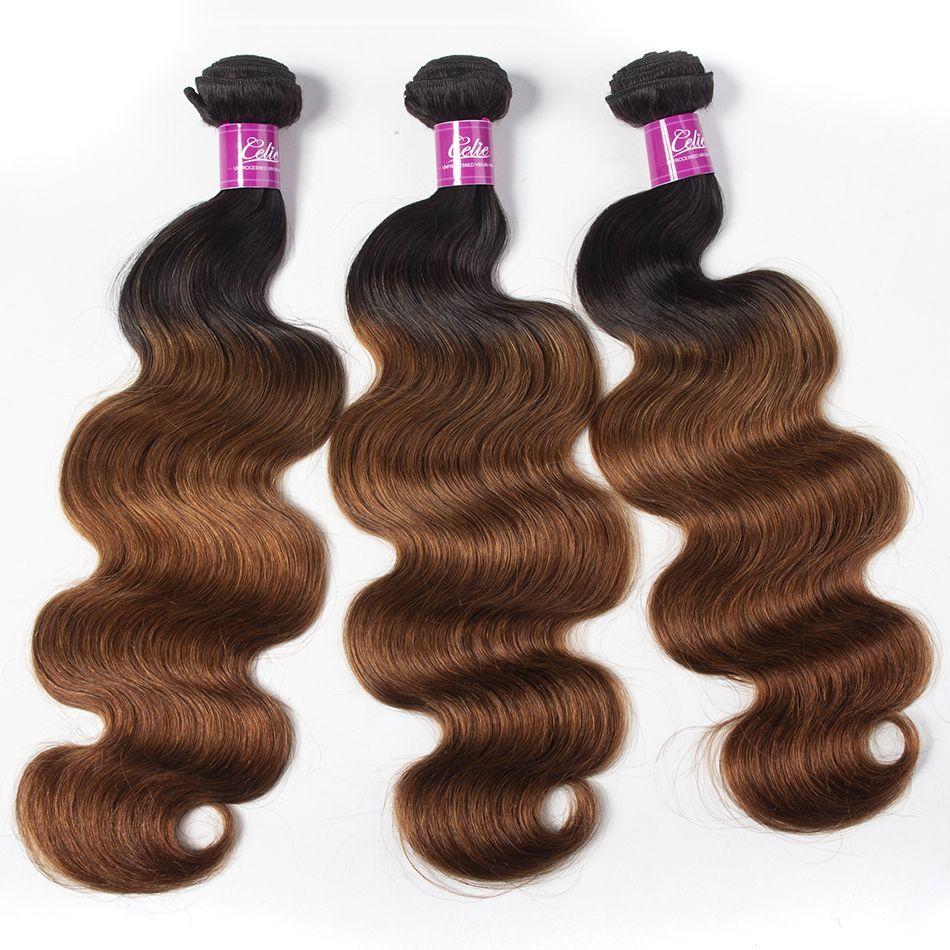 celie hair ombre 1B 30 body wave