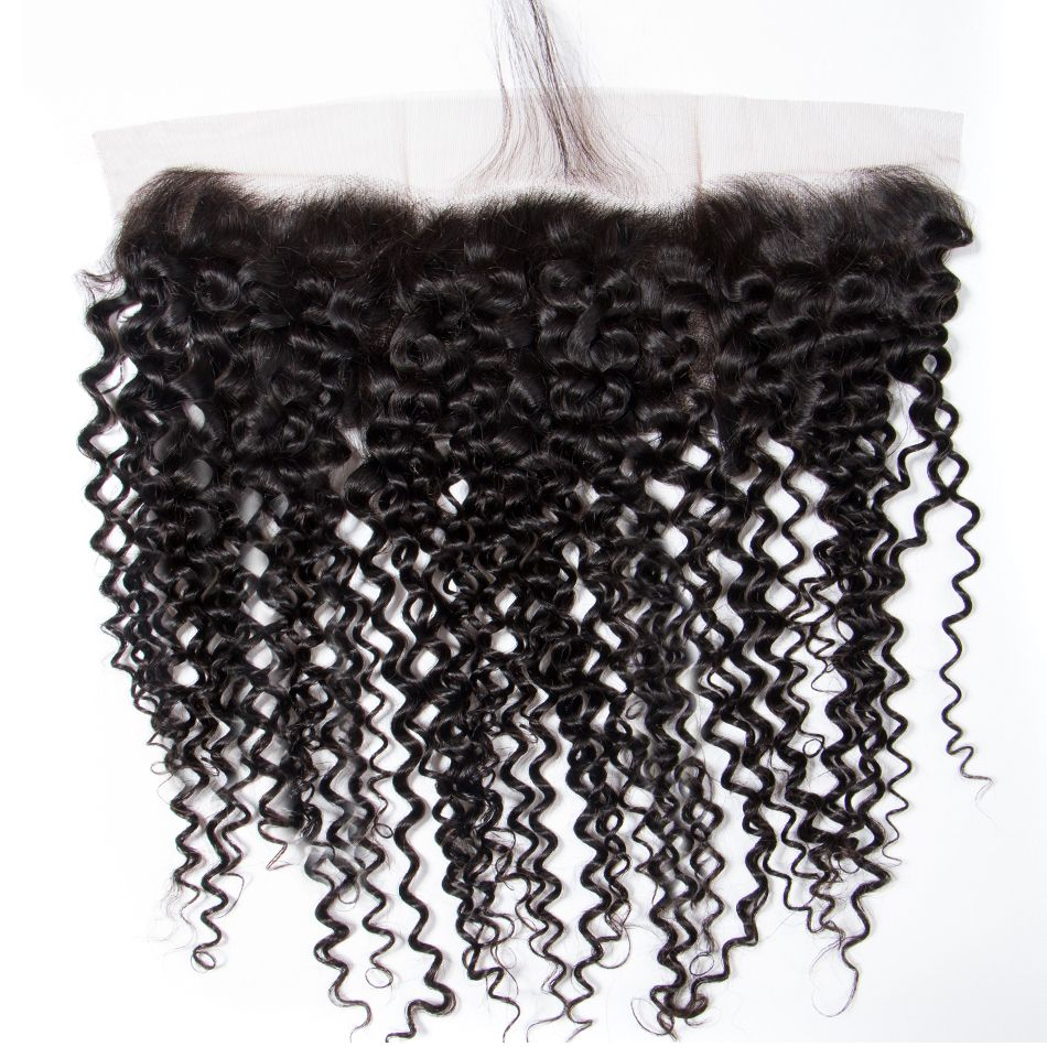 Curly Hair 13x4 Lace Frontal